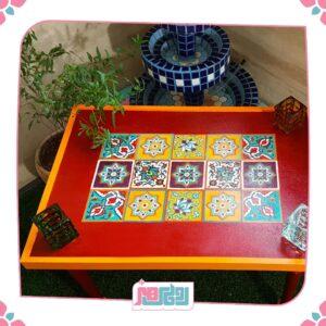 میز طرح سنتی